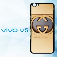 Casing Hardcase HP Vivo V5 Gucci Guilty gold X4863