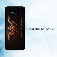 Casing HP Samsung Galaxy S8 Wonder Woman America X5753