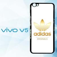 Casing Hardcase HP Vivo V5 Adidas Gold X5707