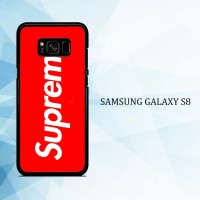 Casing HP Samsung Galaxy S8 Supreme New York Clothing X5089