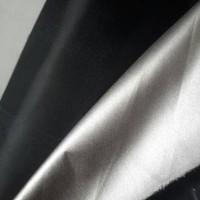 Jual Kain Parasut Parasit WP Waterproof Anti Air 1m X 1.5m Metalik Silver Murah