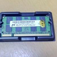 SAMSUNG SODIMM 2GB DDR2 800 MHz PC2-6400 Memory