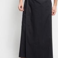 Jual Celana Sarung Preview Itang Yunasz - Hitam Murah