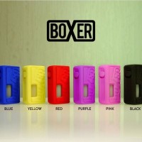 911 Mod - BOXER Mod Classic BF SQUONK Mechanical - Authentic USA