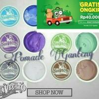 Jual Pomade Suavecito Warna colour wax clay(pomade warna)sample-Free sisir! Murah