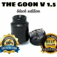 Jual RDA THE GOON RDA V1.5 black edition 24mm clone by SXK Murah