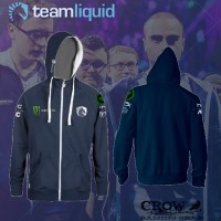 Hoodie TEAM LIQUID | Jaket Jacket Jumper Gaming Dota 2 CS:GO CSGO LOL
