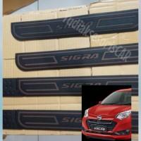 Sillplate Pintu Samping Mobil Daihatsu SIGRA / Aksesoris Sigra