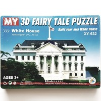 Jual Puzzle 3d - White House Usa Murah
