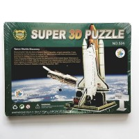 Jual Puzzle 3d - Space Shuttle Discovery Murah