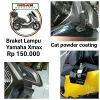 Braket Lampu Yamaha Xmax 250