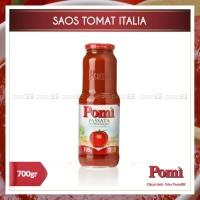 Jual SAUS / Saos Tomat Italia - Pomi Strained Tomatoes 700g Murah