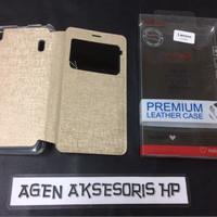 Flipcover Lenovo A7000 Plus K3 Note A7000+ 5.5in Sarung Buku Flip Case