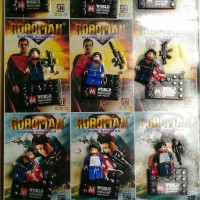 Jual lego superhero model superman brick super hero mainan anak edukasi Murah