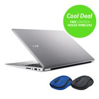 Acer Swift 3 Ultra-Thin Laptop - SF314-51 - Core i3-6006U DOS