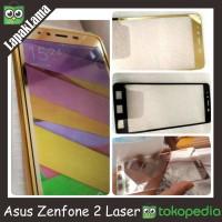 TEMPERED GLASS ASUS ZENFONE 2 LASER ZE500KL ZE500KG ZE550KL ANTI GORES