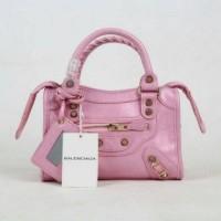 Jual Balenciaga City Mini Super 25 Cm Baby Pink Murah