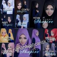 Jual Murah ! Hijab/Jilbab Khimar Shapire Murah