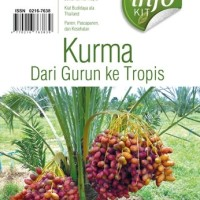 Buku Kurma dari Gurun ke Tropis