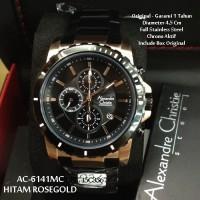 jam tangan alexander cristie 6141