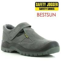 Jual Sepatu Bestsun S1P Safety Jogger shoes Murah