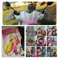 Jual jual   Sarung Tangan Motor SuperCool Motif Barbie, Satamo Super Cool Murah