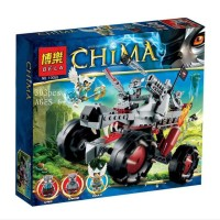 Mainan Balok Brick Toys BELA 10058 CHIMA