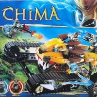 Mainan Balok Brick Toys BELA 10056 CHIMO