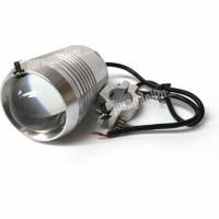 Jual Laser Gun/Lampu sorot/Cree LED - NEW IRON U3 + Bracket [Hi Quality] Murah