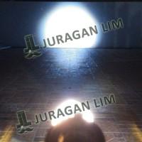 Jual Lampu Headlamp Utama Depan CREE H4 - PROTON + Dual Angel Eyes Murah