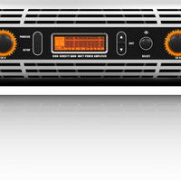 PORTABLE AMPLIFIERS BEHRINGER INUX NU6000DSP