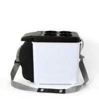 Hot & Cold Kulkas/Lemari Es/Freezer Mini Portable Untuk Rumah & Mobil