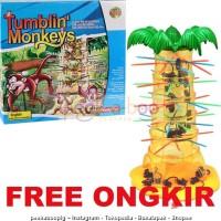 TUMBLIN MONKEYS CHALLENGE GAME TUMBLING MONKEY PERMAINAN MONYET POHON