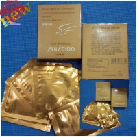 Jual CUCI GUDANG SHISEIDO NATURGO GOLD MASK 24K / NATURGO MAS / MASKER MAS Murah
