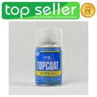 MR HOBBY TOPCOAT FLAT-MATT [B503] SPRAY / TOP COAT FLAT-MATT