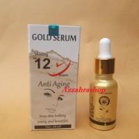 Serum Magic Instant Gold BPOM