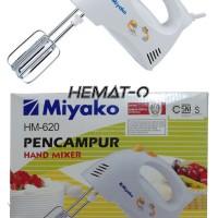 Jual Miyako HM-620 Hand Mixer Hemat-O Shop Murah