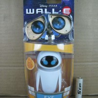 Action Figure Eve Wall-E Highly Detailed