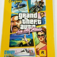 buku grand theft auto vice city stories / gta vice city stories ps2