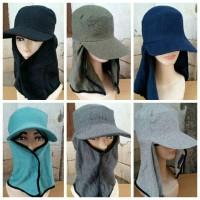 topi jepang/topi mancing/topi gunung