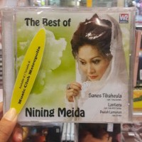 CD NINING MEIDA - THE BEST (LAGU SUNDA)