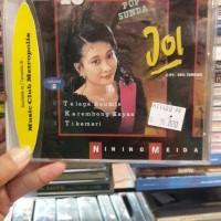 CD NINING MEIDA - 10 SELEKSI MILLENIUM JOL (LAGU SUNDA)