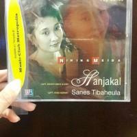 CD NINING MEIDA - HANJAKAL (LAGU SUNDA)