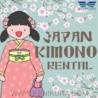 Sewa Kimono rental japan tokyo osaka kyoto jepang yukata rent