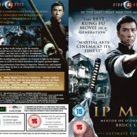 DVD Film IP Man Collection
