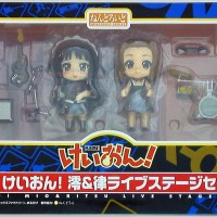 Nendoroid K-On Mio and Ritsu Live Stage Limited