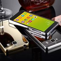 Mirror Case Hardcase Backcase Xiaomi Redmi 2 Bumper MirrorCase Redmi 2