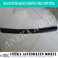 Sillplate Belakang / Back Sill Daihatsu Great New Xenia