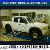 Over Fender Offroad/Spakbor Ford Ranger 2002 Double Cabin Model Baut L