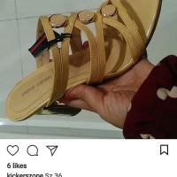 sandal merk pierre cardin size 36